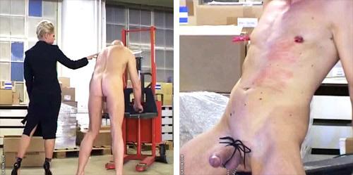 Cock Torture Boss