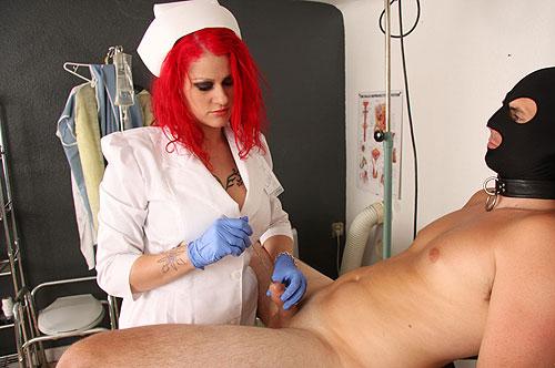 Medical Femdom